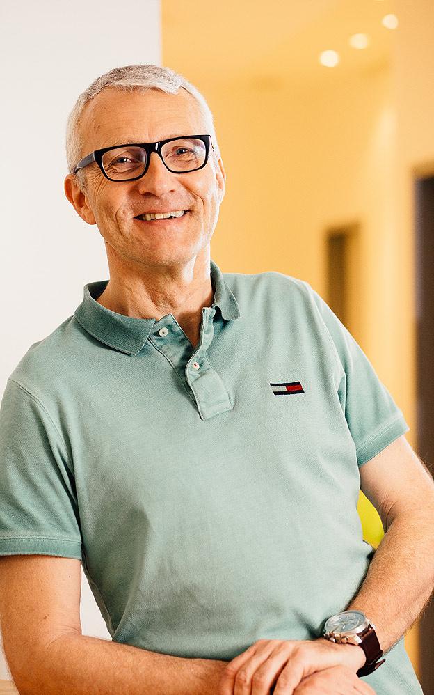 Dr. med. Harald Güttler Portrait